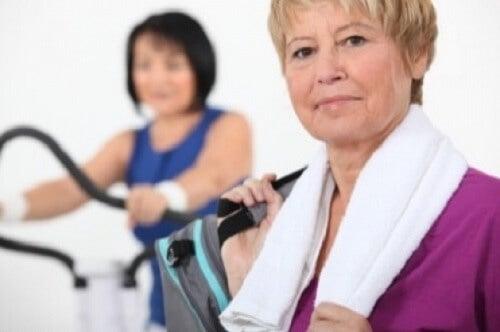 attività fisica contro i sintomi della menopausa