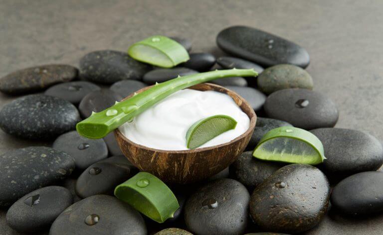 trattamento all'aloe e cocco per capelli