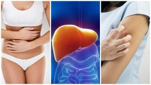 8 sintomi che indicano un accumulo di tossine nel fegato
