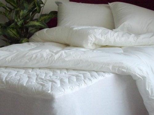 5 trucchi per mantenere pulito e disinfettare il materasso