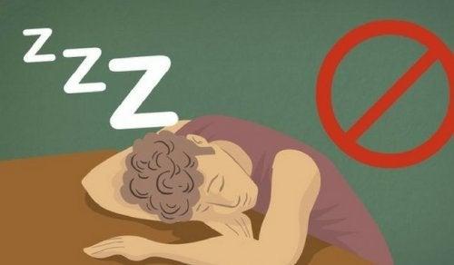 Dormire poco: 7 conseguenze