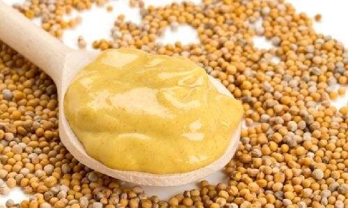 unguento alla senape