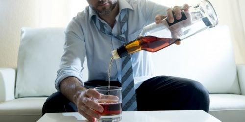 dipendenza da alcol