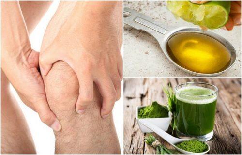 Ridurre i livelli di acido urico con ingredienti naturali