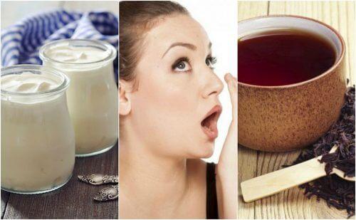 7 rimedi naturali per eliminare l'alito cattivo
