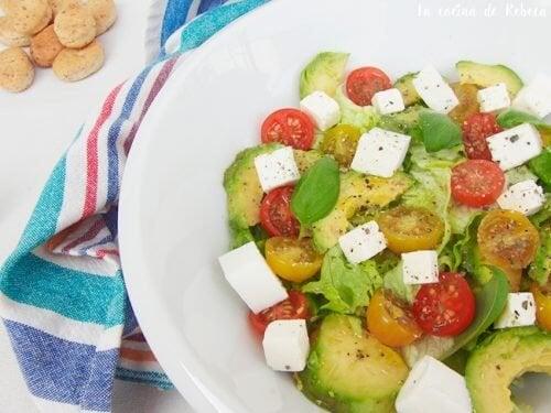 insalata per sgonfiare la pancia