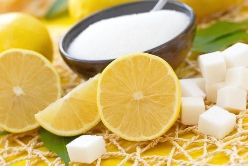Sale e limone per schiarire le ascelle