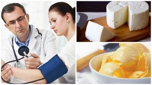 8 alimenti da evitare quando si soffre di ipertensione..