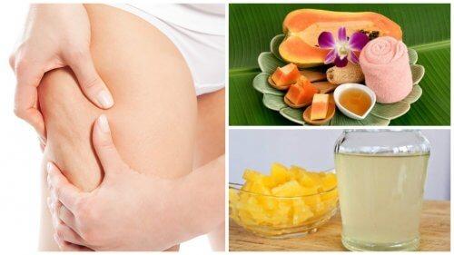 5 rimedi naturali per combattere la cellulite