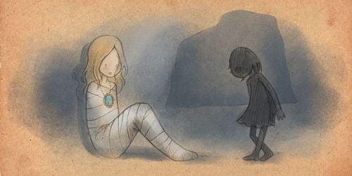 il silenzio ci aiuta ad immergerci dentro noi stessi