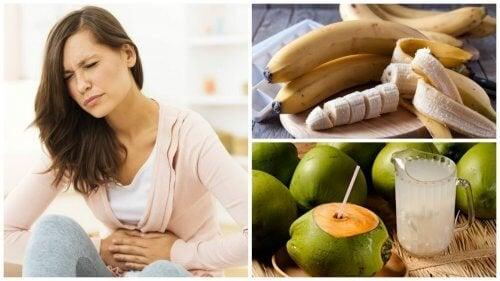 dieta leggera per mal di stomaco