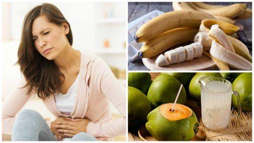 Mal di stomaco frequente? Ecco cosa mangiare