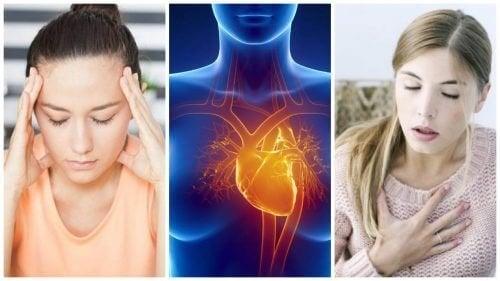 Sintomi di infarto nelle donne da riconoscere