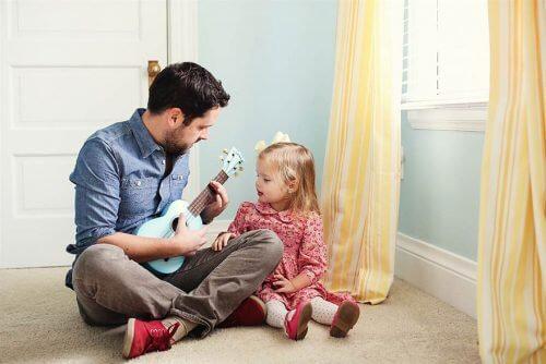 Essere padre e rendere la propria bambina una donna forte