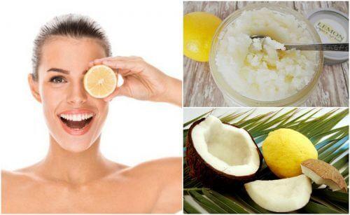 5 trattamenti cosmetici a base di limone