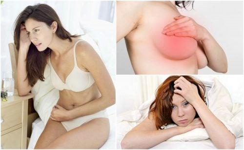 8 sintomi che le donne non devono ignorare