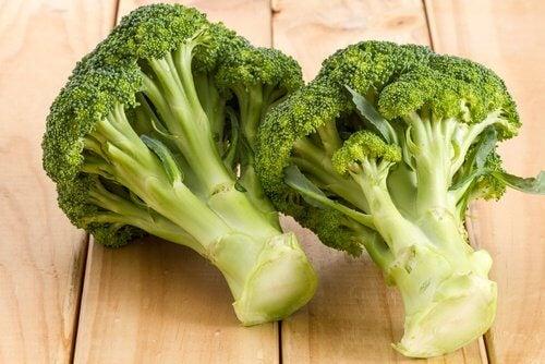 Broccoli per potenziare l'attività cerebrale