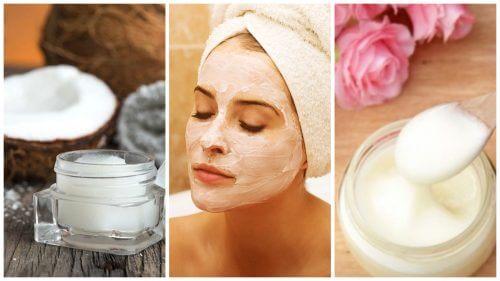 5 maschere naturali per rimuovere le impurità del viso