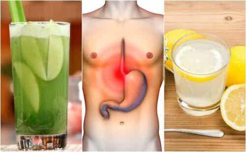 I 5 migliori rimedi naturali contro l'acidità di stomaco