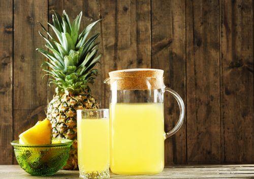 alimenti fermentati bevanda buccia d'ananas