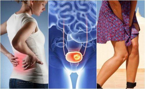 difficoltà a urinare e sangue nelle urine test