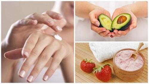 Prevenire le rughe sulle mani con 5 trattamenti naturali
