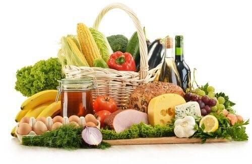 alimentazione trattamento del morbo di Crohn