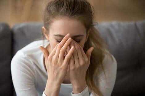 Depressione tra i sintomi della sindrome dell'ovaio policistico