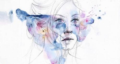 emozioni sul viso