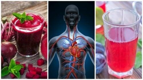 5 bevande per migliorare la circolazione sanguigna