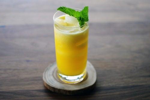 Frullato ananas