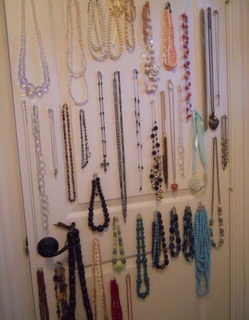 Fare ordine tra i gioielli