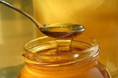 Miele per trattare la gastrite