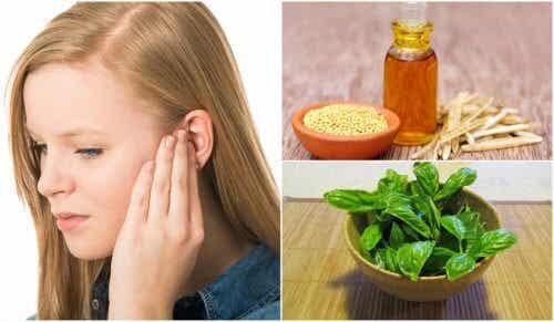 Alleviare i fischi nelle orecchie: 6 rimedi