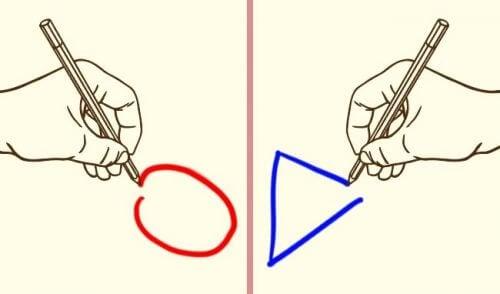 disegnare in contemporanea con due mani