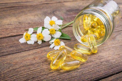 Olio di vitamina E per rafforzare le ciglia