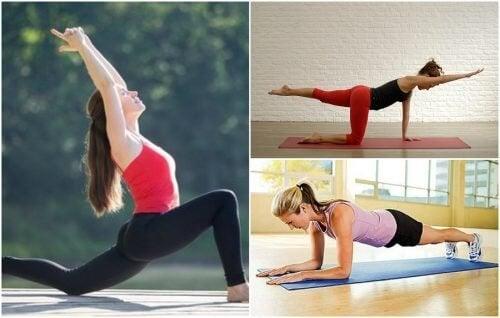 esercizi per dimagrire le gambe delle braccia delladdome