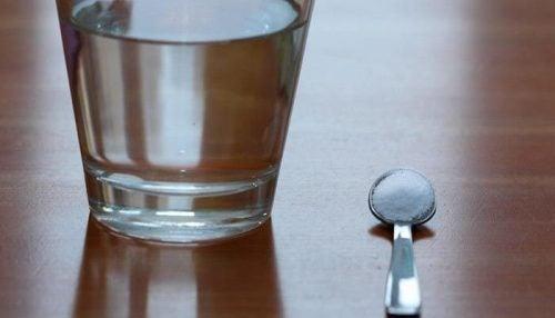 Acqua e bicarbonato