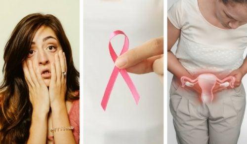 Sintomi comuni del cancro che non tutti conoscono