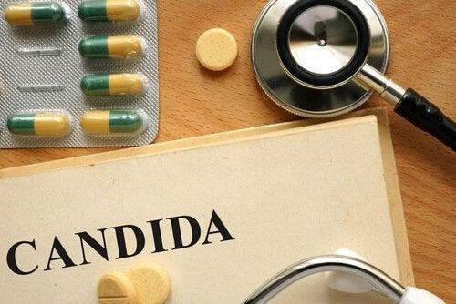 Farmaci per il trattamento della candidosi