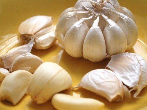 Spicchi d'aglio
