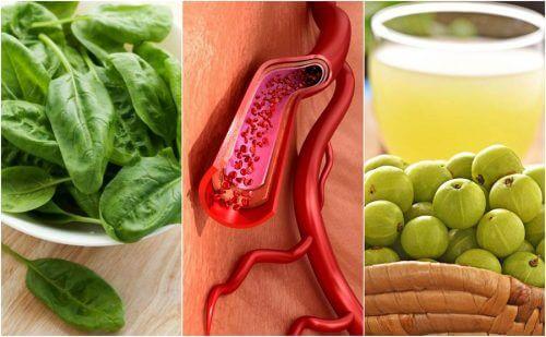I 7 migliori alimenti per aumentare le piastrine nel sangue
