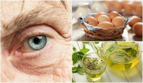 Degenerazione maculare: 7 alimenti per proteggere gli occhi