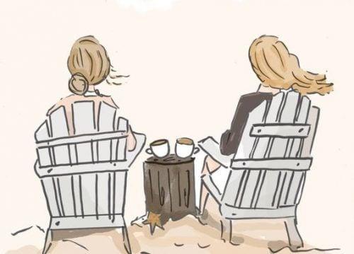 La amicizia tra donne contro lo stress