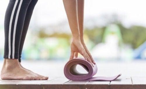 Yoga per il dolore alle ginocchia