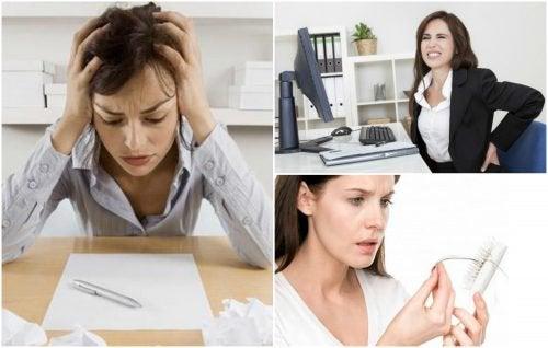 7 sintomi dello stress da non sottovalutare