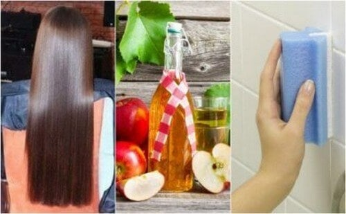 Come usare l'aceto di mele: usi domestici e cosmetici