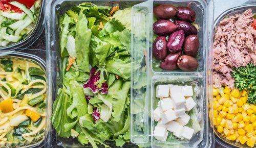 Insalata: un piatto diverso per ogni giorno della settimana