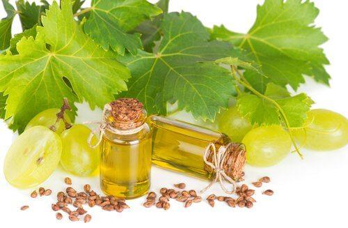 Olio di semi d'uva