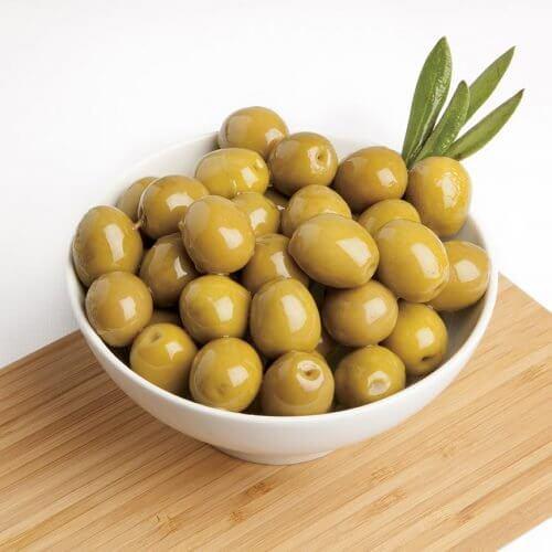 Olive per assumere vitamina E